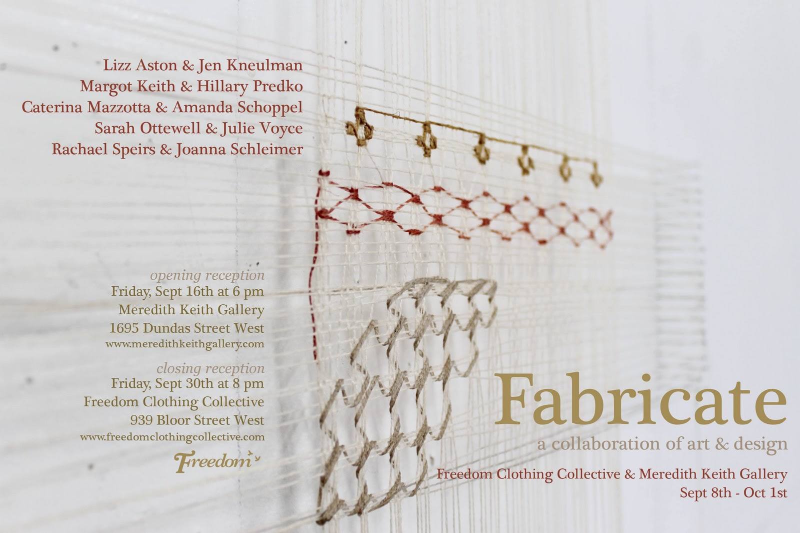 lizz aston: Fabricate: Natural dyes and white-work embroidery.