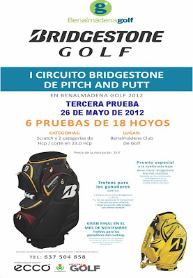 Circuit Bridgestone Pitch & Putt Benalmadena
