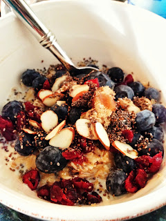 winter oatmeal on katy's kitchen