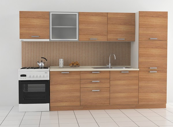3D Kitchen Decorating Ideas