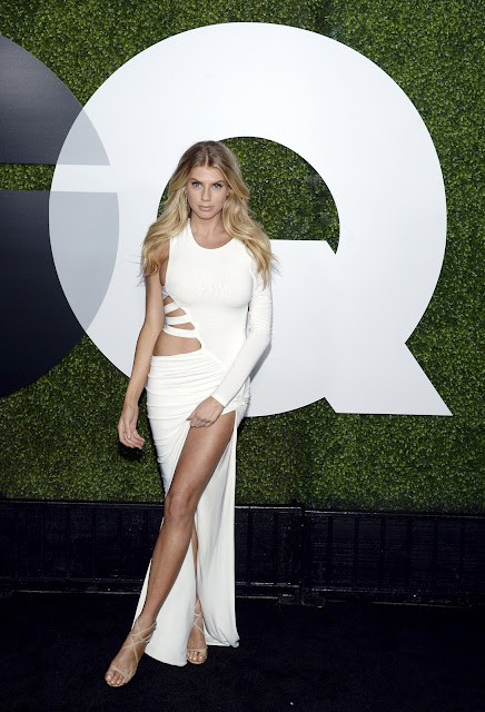 Actress, Model, @ Charlotte McKinney - GQ Men Of The Year Party in LA