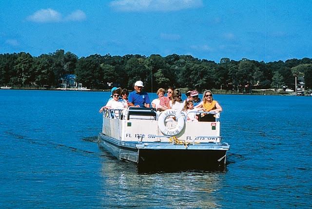 Winter Park Florida - Passeio Barco