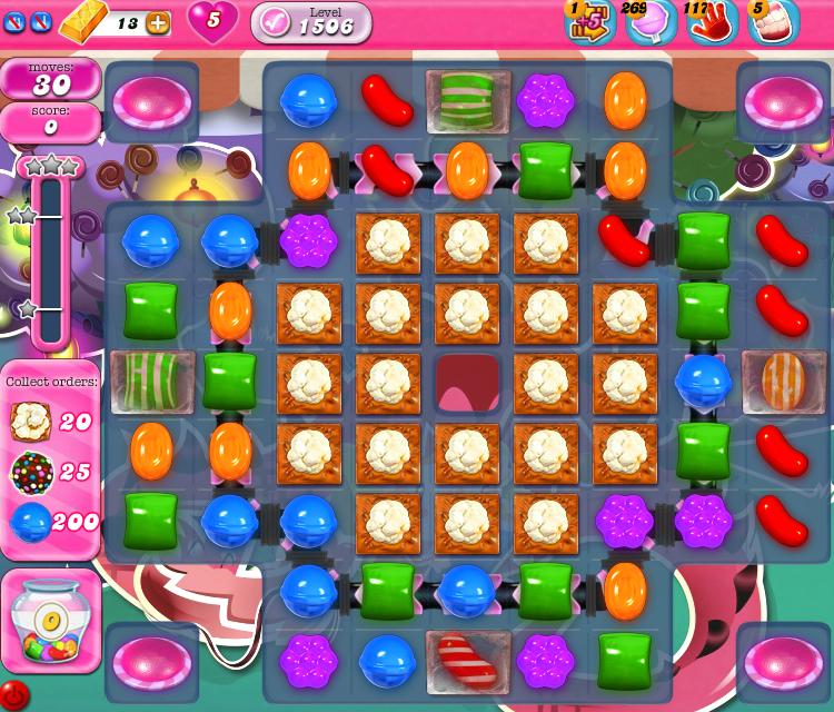 Candy Crush Saga 1506