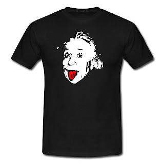 Koszulka Einstein