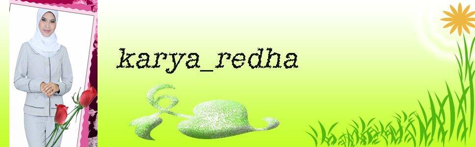 Karya redha