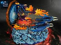 Demony Chaosu Płonący Rydwan Tzeentcha