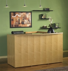 Luminary Reception Desk