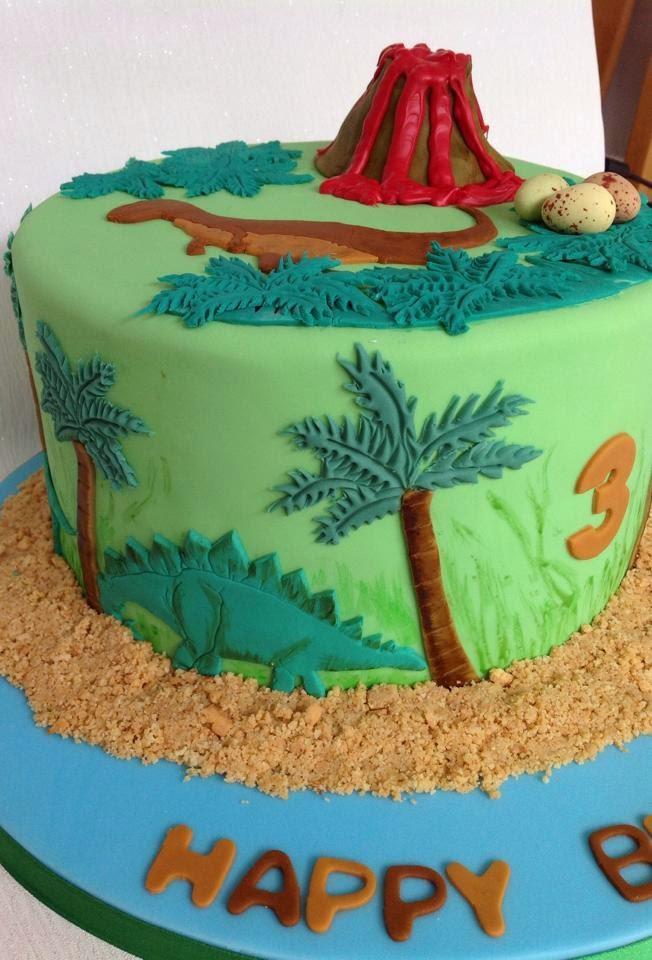 Dinosaur Cake Toppers Ireland