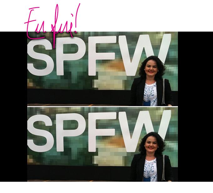 Jana Acessórios, SPFW, Fashion, Moda, Joinville, Blogueira, Blogger, Top