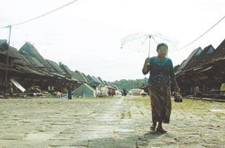 Omohada Rumah Tradisional Tahan Gempa