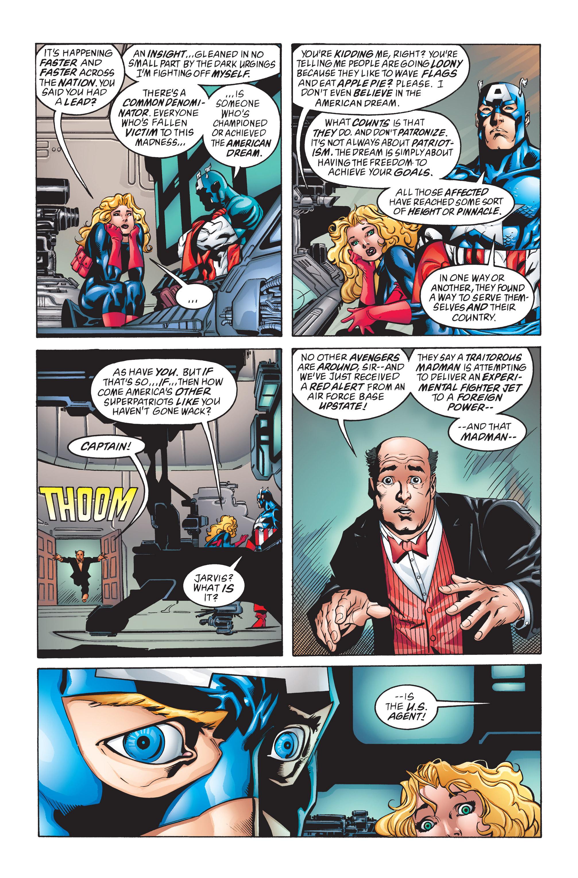Captain America (1998) Issue #10 #16 - English 14