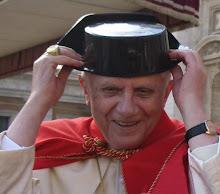 Benedicto XVI viene por cuarta vez a España.!!