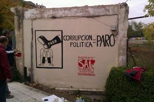 Paro y corrupción