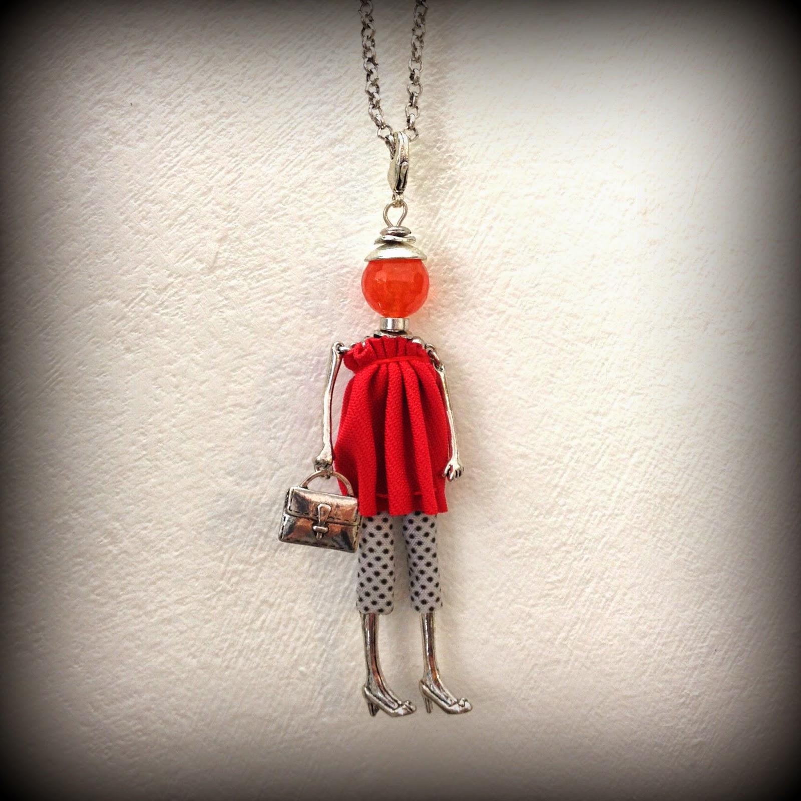 Famoso V I A V A I . Move your style.: Le collane bambolina di LOL Bijoux! AF35