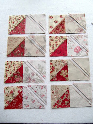 Sew Many Ways Block Of The Month Club 3ing Geese