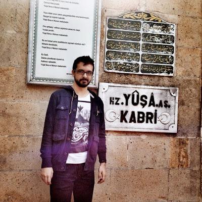 Hz. Yuşa Kabri