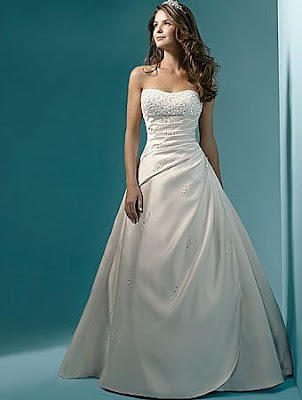 Alfred Angelo Wedding Dress 1136