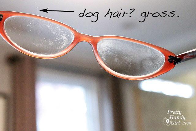 Glasses Frames Dirty : karin tome.com: Grime and Gripe
