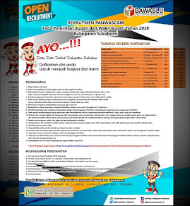 Bawaslu Open Recruitment