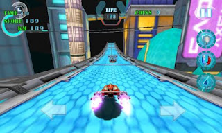 Screenshots of the Star speed: Turbo racing 2 for Android tablet, phone.