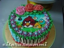 MODUL KELAS : BAKE & DECO BASIC CAKE WITH BUTTERCREAM