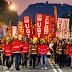 30.000 persones es manifesten a Barcelona contra les retallades