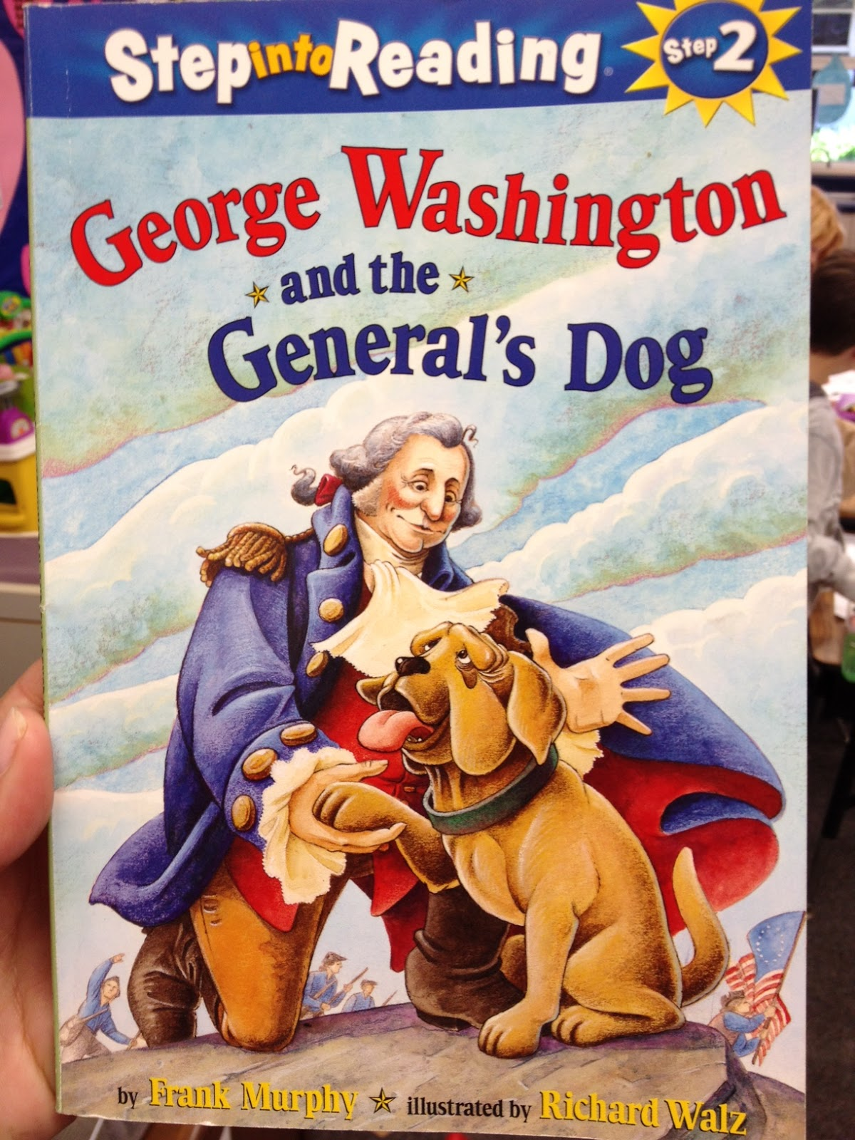 Happy Birthday George Washington Apples and ABC s