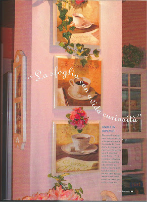 My romantic creations marzo 2012 - Casa romantica shabby chic ...