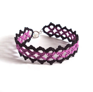 gothic lace bracelet alternative