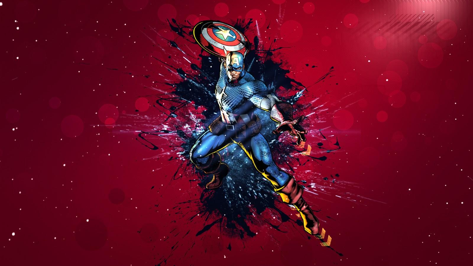 Captain America Images for Desktop