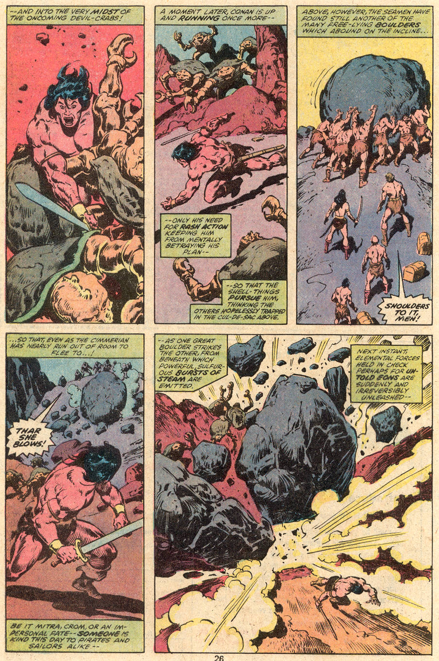 Conan the Barbarian (1970) Issue #99 #111 - English 15