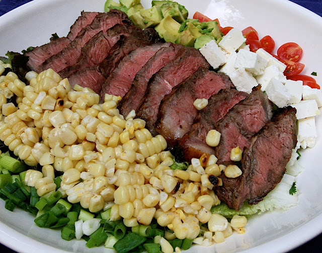 best steak salad recipe mixed vegetable salad