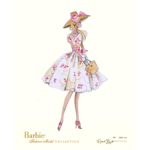on end with barbie dolls look at the grown up version vintage barbie    Vintage Barbie Wallpaper