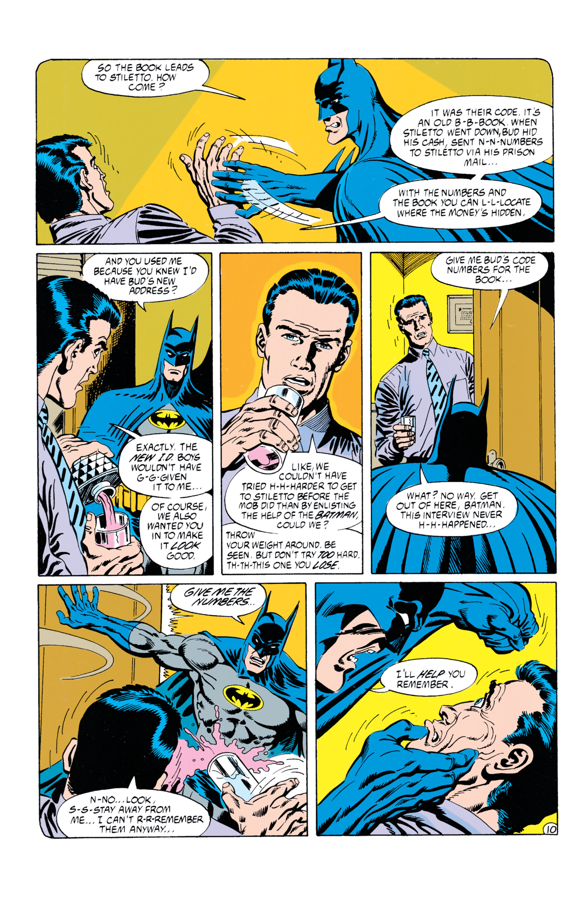 Detective Comics (1937) Issue #630 Page 11