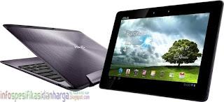 Harga Asus Transformer Prime 700T Tablet Terbaru 2012