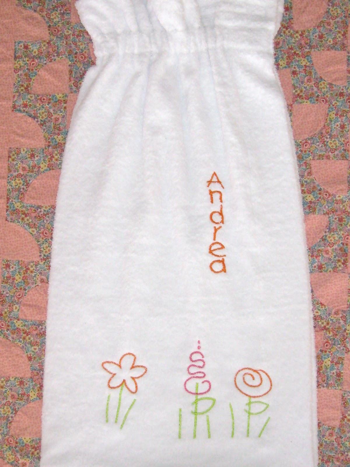 Toalla Baño Infantil:Este es el tradicional poncho, ideal para la piscina o climas fríos