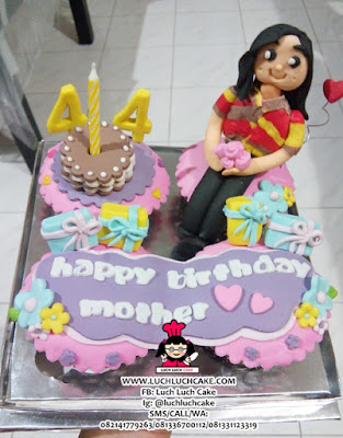 Hadiah Ulang Tahun Cupcake Sidoarjo - Surabaya
