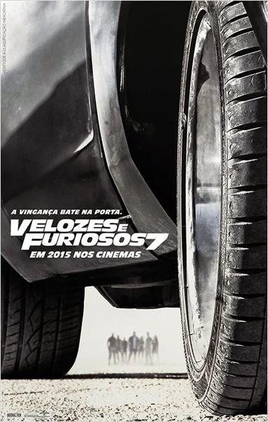 Filme Velozes e Furiosos 7 Dublado AVI BDRip
