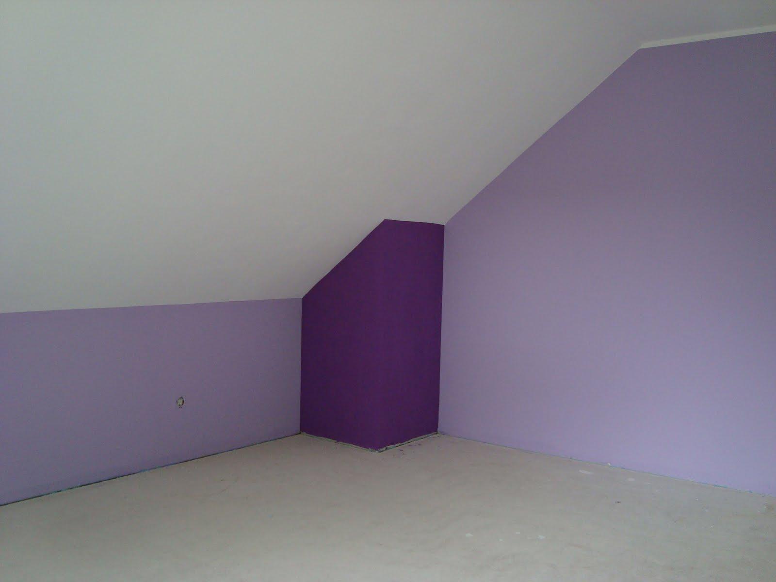 Die heidis haben gebaut und es werde licht h for Wand ausbessern farbe