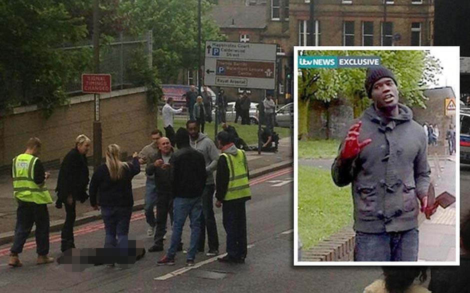 Islamophobia Menghantui Pembunuhan Bekas Tentera British