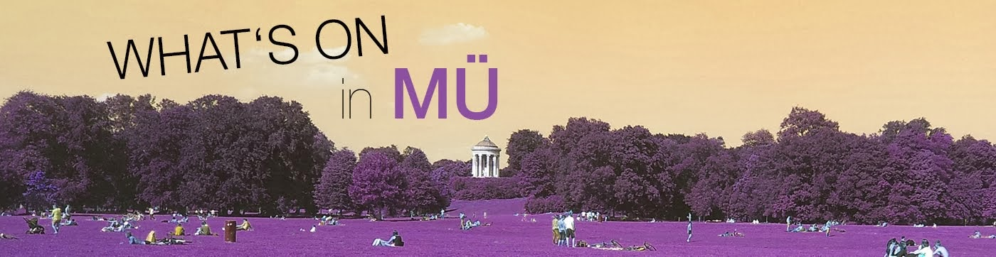 WHAT'S ON IN MÜ