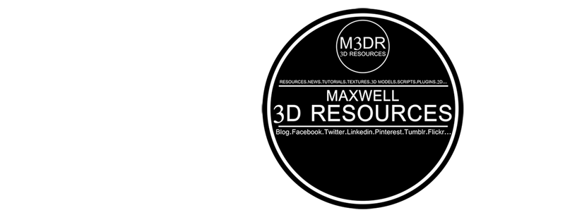 Maxwell 3D Resources
