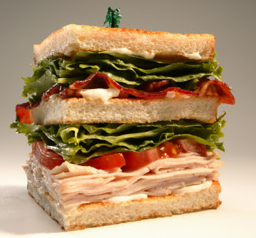 why is a club sandwich called a club sandwich slow down and savor