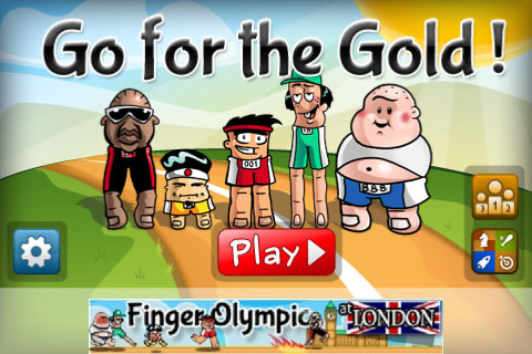 Finger Olympic Free App Game By Fingerway