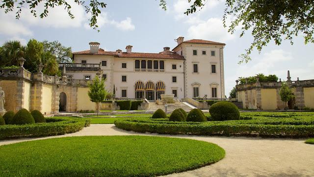 Villa Vizcaya Museum Miami