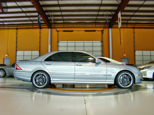 Mercedes benz s55 amg w220 kleemann tuning benztuning for Mercedes benz s55