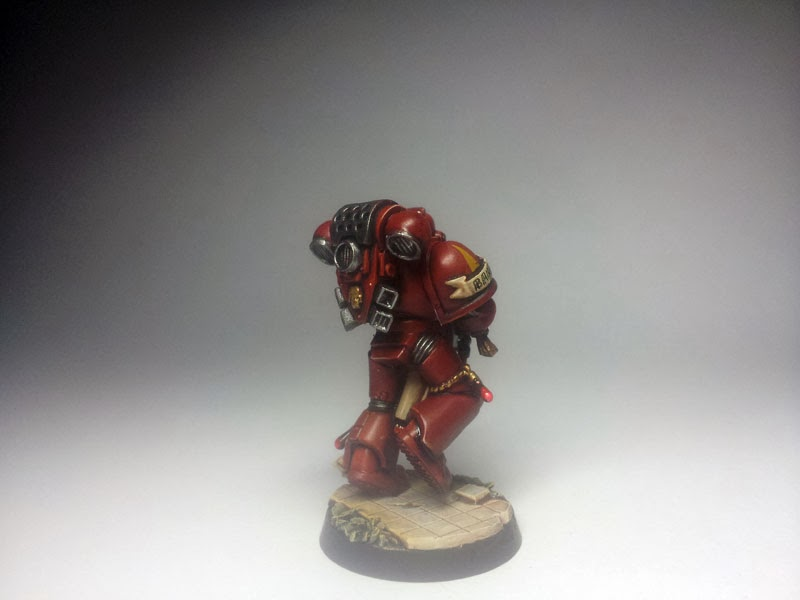 BLOOD ANGELS - WARHAMMER 40000 4-1