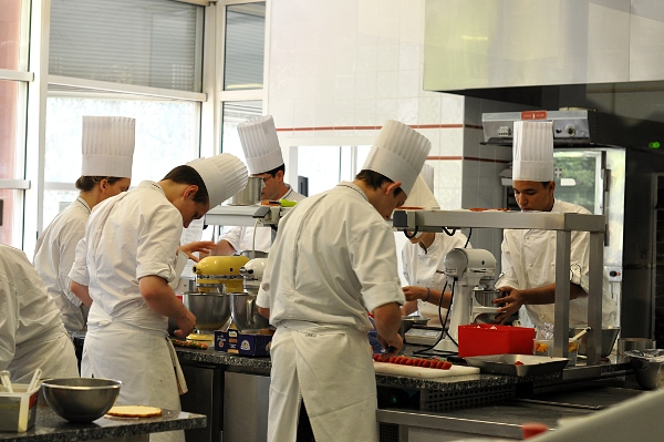J ai test le cours de cuisine l institut paul bocuse - Cours de cuisine bocuse ...