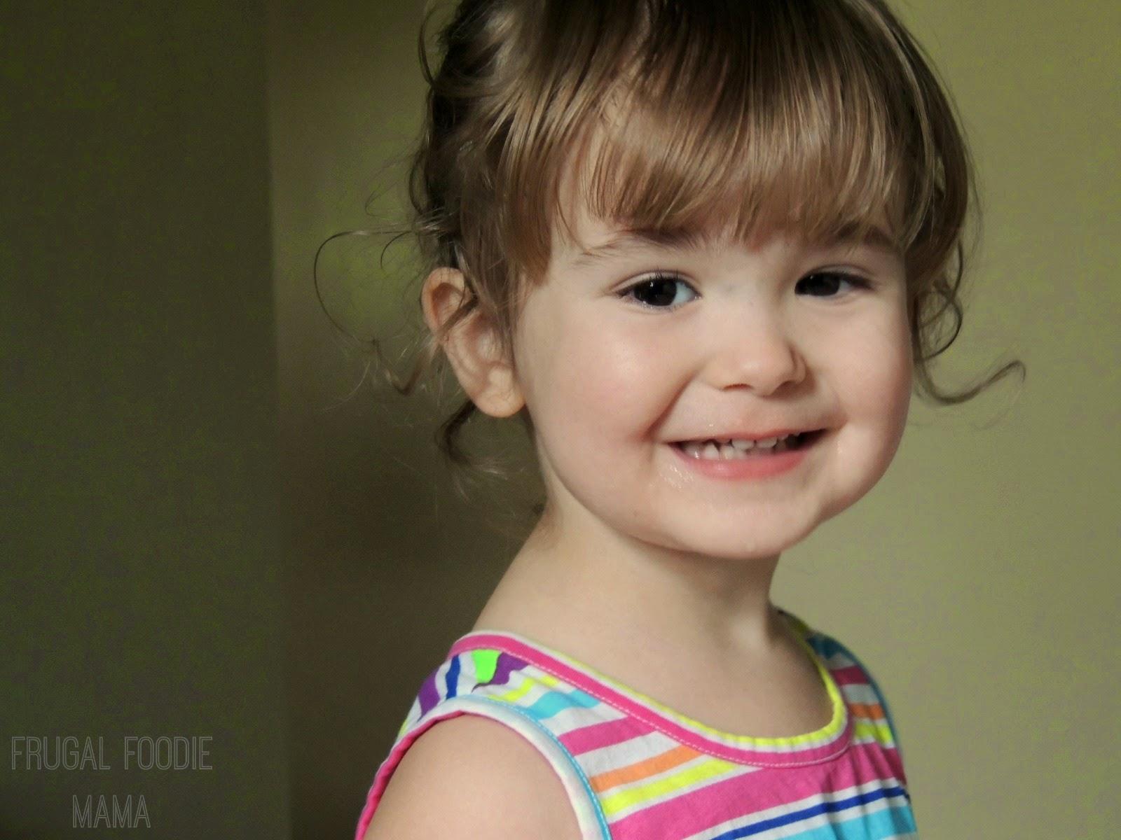 Start baby on a lifetime of healthy teeth with Aquafresh Training toothpaste via thefrugalfoodiemama.com