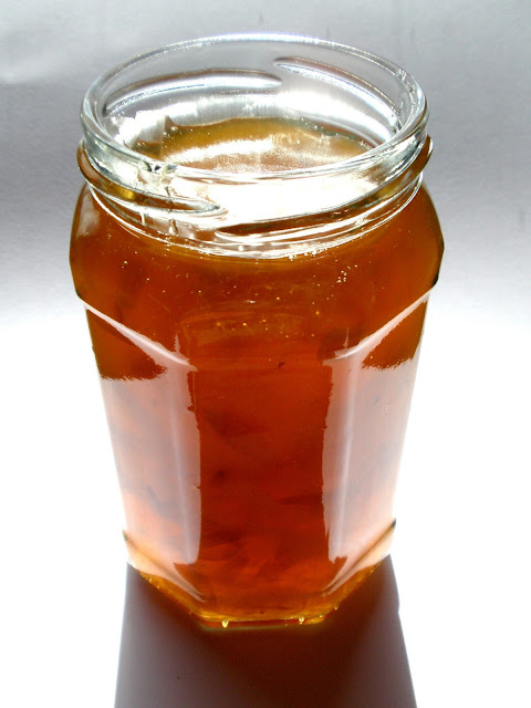 Marmellata di Arance - Ricetta